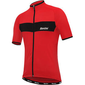 Santini Ali - Maillot manches courtes Homme - rouge